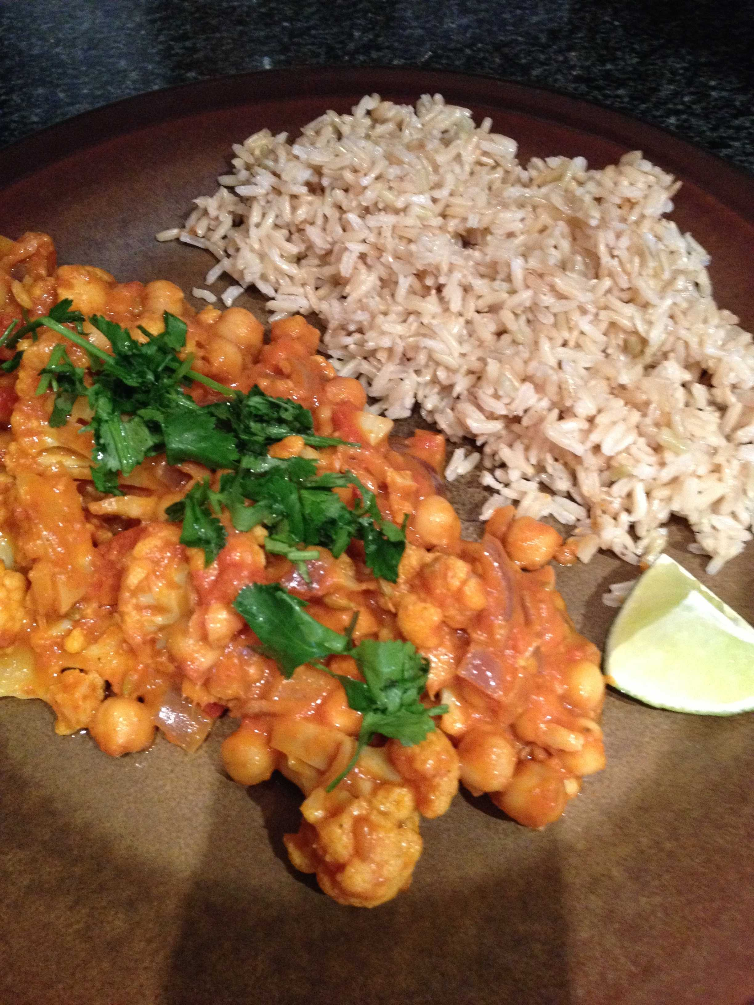 Yummy Ayurvedic Winter Coconut Curry