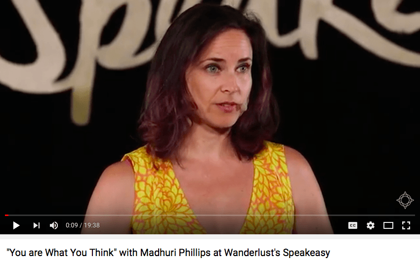 "Wanderlust Speakeasy: ""You Are What You Think"" (w. Video)"