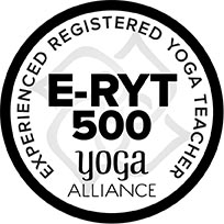 Experienced Registered Yoga Teacher - E-RYT 500 Yoga Alliance