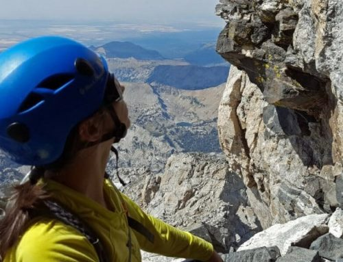 Part 2: The Grand Teton-Climb of Faith