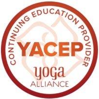 YACEP Yoga Alliance - Continuing Education Provider
