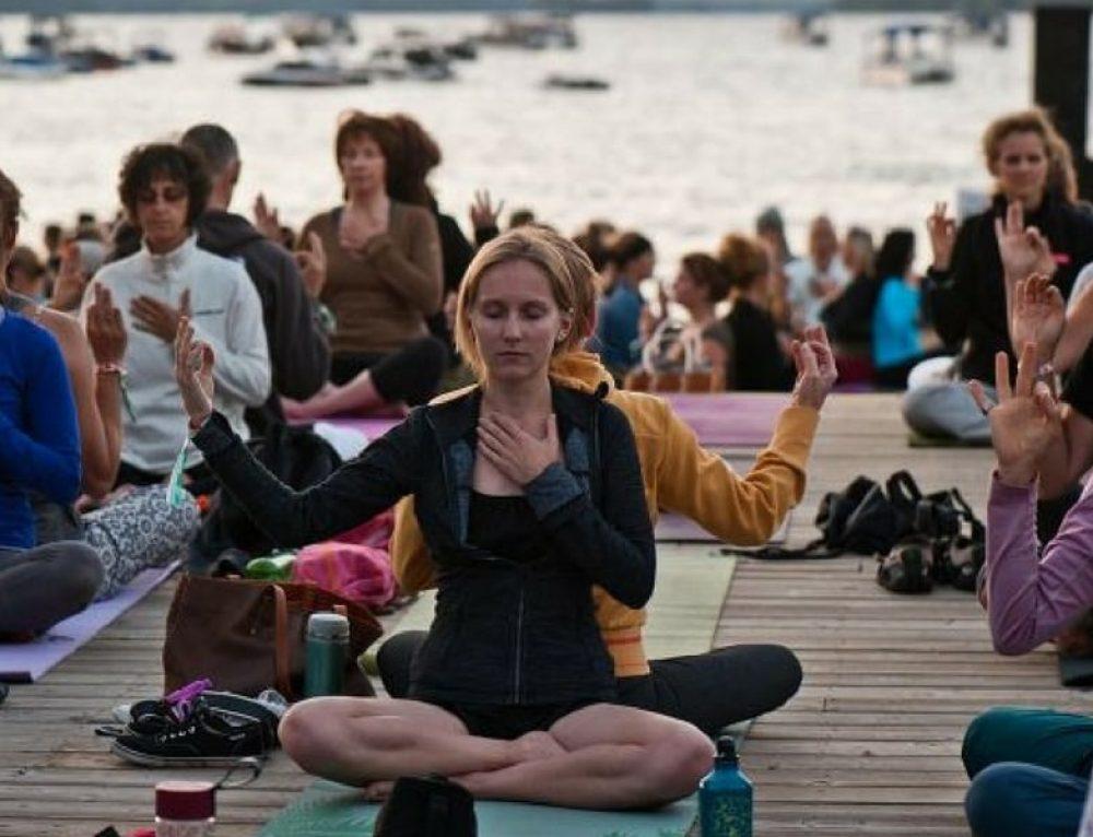 Yoga's Superhighway to the Divine: Kirtan Chanting