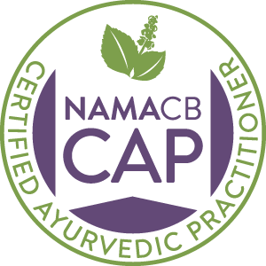 NAMACB CAP - Certificed Ayurvedic Practitioner