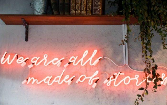 The Stories We Tell - Podcast | Madhuri Method