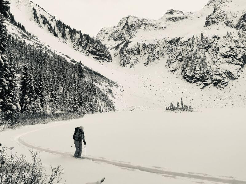 Heal Anywhere: Reprogramming Neural Circuits while Backcountry Skiing