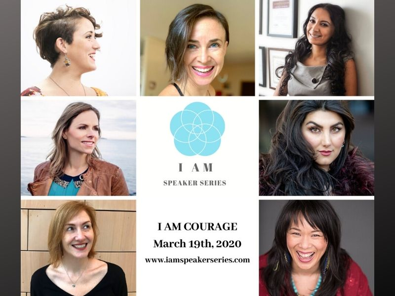 I Am Courage Summit | MadhuriMethod.com